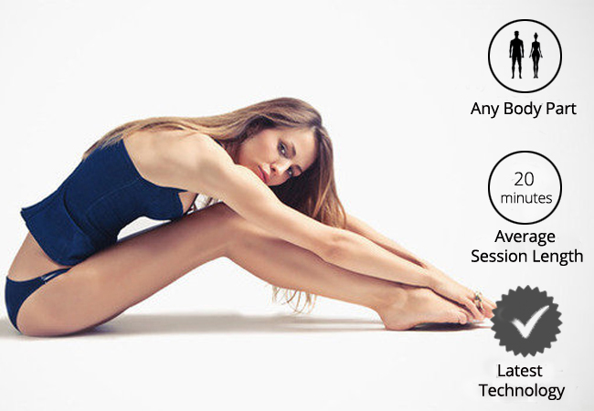 Laser Hair Removal at AESTHETICS