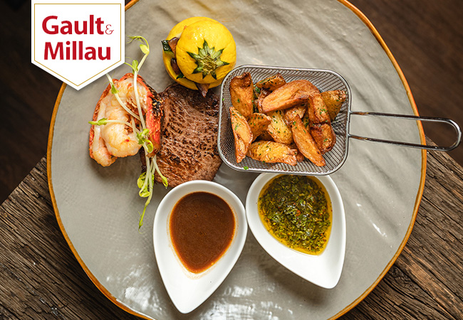 Le M (Gault&Millau Selection): CHF 120 Credit