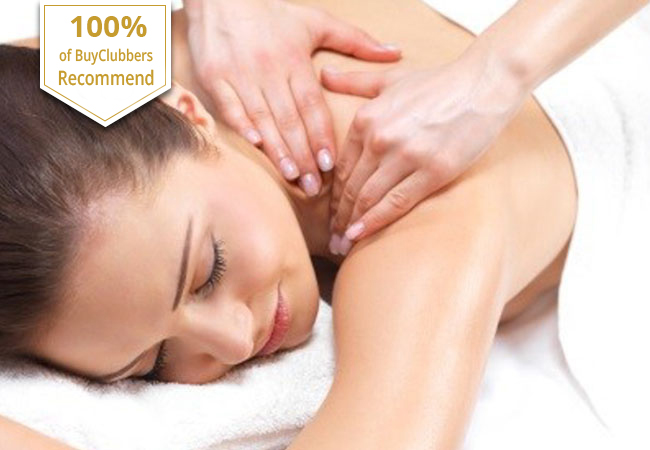 Massage by ASCA-Certified Therapist at VM Massage Institute