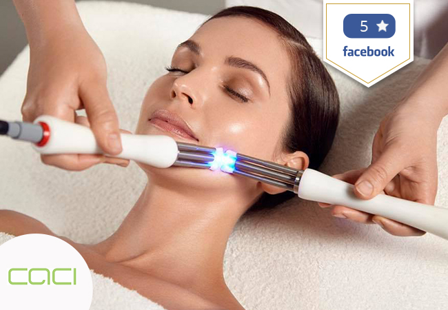 CACI® Facial at Cariatide Attitude