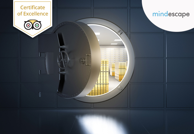 Escape Game at The Mind Escape (1 voucher = 1 game for 2-6 people)