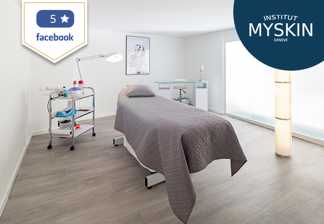 Facial / Massage / Mani+Pedi at MySkin