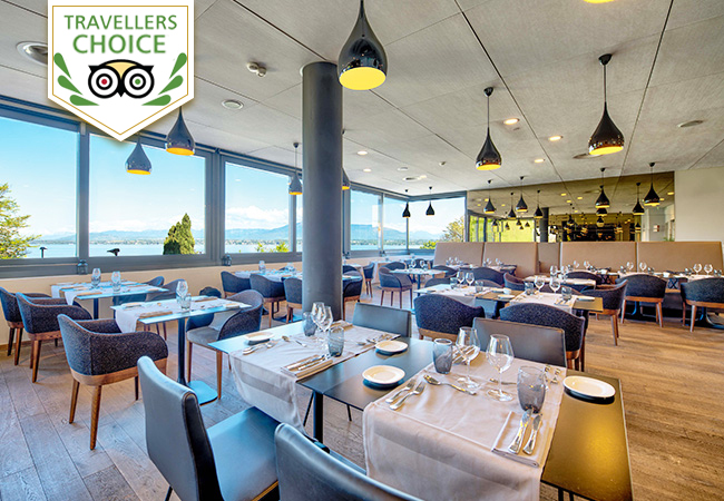 O'Five Restaurant: CHF 120 Credit
