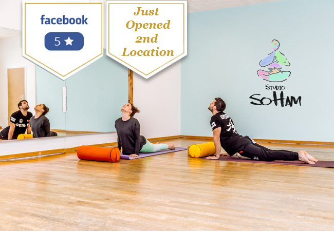 Yoga / Martial Arts / Fitness at Studio SoHam