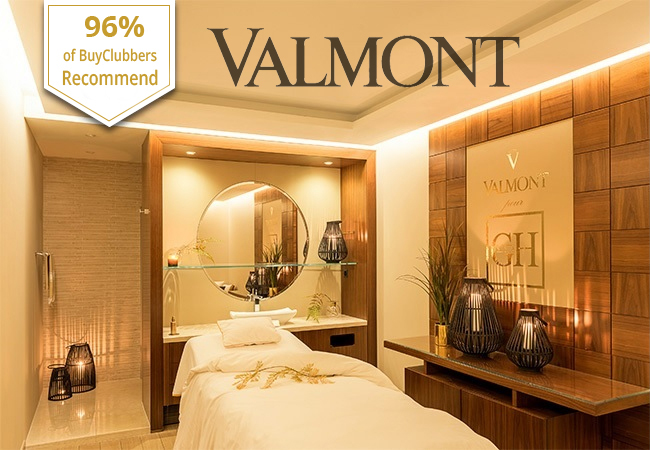 VALMONT Spa at Fairmont Grand Hotel Geneva