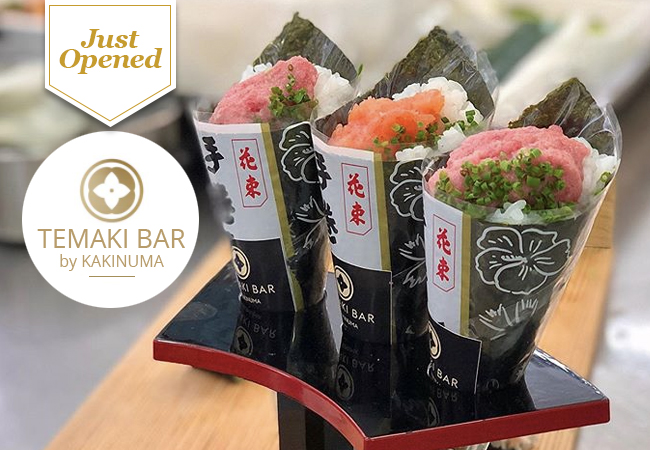 Japanese at Temaki Bar: CHF 80 Credit