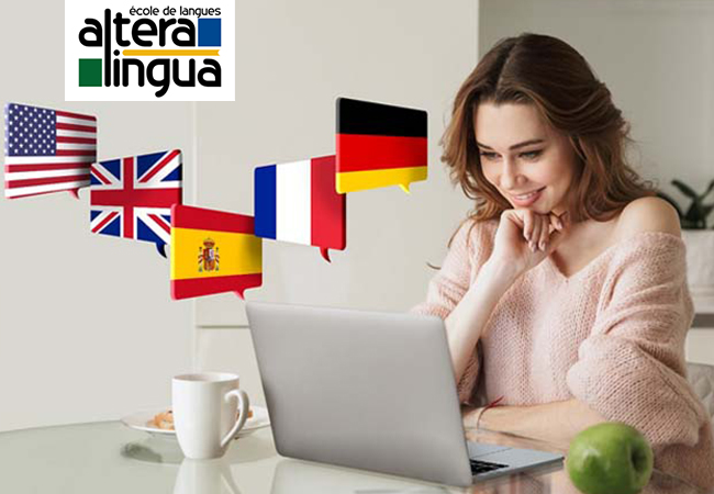 Private Online Language Lessons with Altera Lingua Switzerland