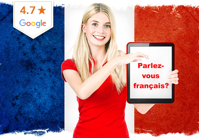 5 x Private French Lessons with Learn French Geneva