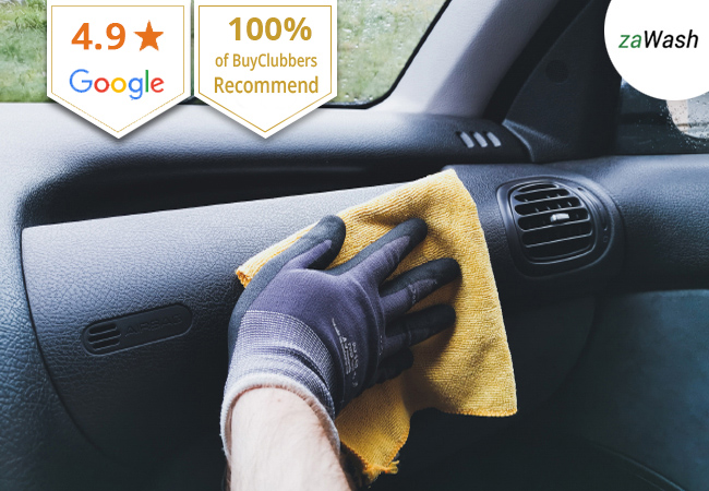 Car Wash by Hand, Inside & Outside, by zaWash