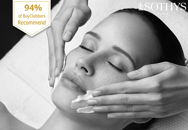 SOTHYS® Facial at Studio Beauté Rosemary (Near Manor)