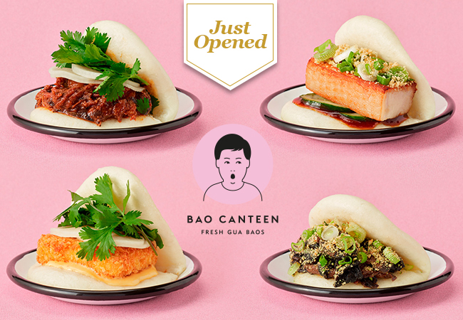 Just Opened: Bao Canteen Rive