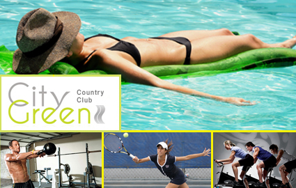 CHF 299 instead of CHF 600 for 4-months Summer Membership to... Image