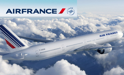 Pay CHF 90 for a voucher worth CHF 300 on Airfrance.ch  Image