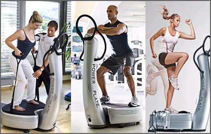 CHF 65 Instead of CHF 135 for 3 Private Power Plate Classes at Holmes Place... Image