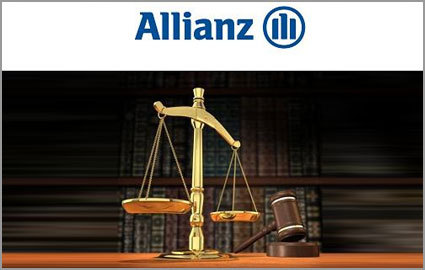 CHF 145 instead of CHF 290 for Legal Protection Insurance with Allianz, for 1 ... Image