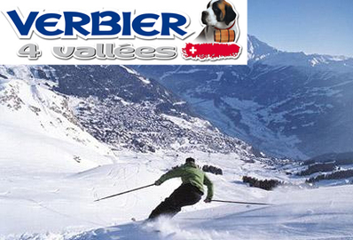 CHF 35 instead of CHF 63 for a Full Day Ski Pass at Verbier (buy up to 4 vo... Image