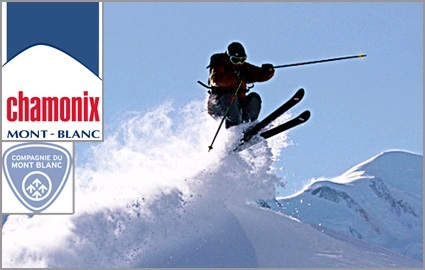 -CHF 31 instead of CHF 52 for Full Day Ski Pass at Chamonix Ski Resort  Valid till end of season; buy up to 4 vouchers Photo