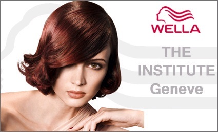 CHF 65 instead of CHF 135 for Shampoo, Cut & Full Brushing at L'Institut - Wella's Flag-Ship Salon in Geneva Photo