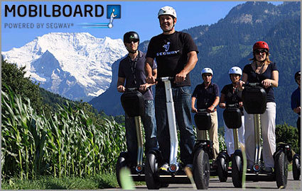 CHF 66 From CHF 33 (-50%) Guided Segway tour of Annecy for 2 people: amazing way... Image