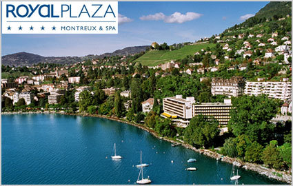 CHF 299 instead of CHF 424 for 1 night for 2 people at the Luxurious 5-star Hote... Image