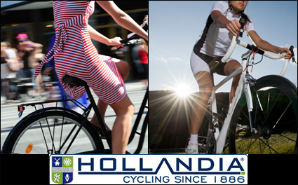 CHF 600 From CHF 299 (-50%) Famous Hollandia dutch bicycle in Cit... Image