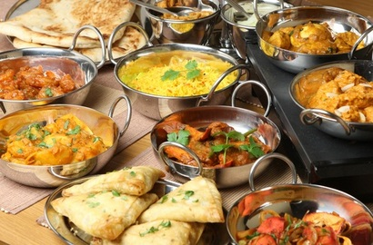 CHF 35 for CHF 70 of Authentic Indian Cuisine at the New Laxmi Restaurant (... Image