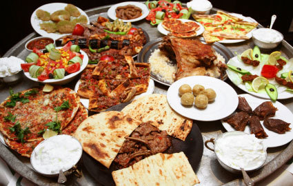 Chf 100 of lebanese food at chez sami buyclub geneva for About lebanese cuisine