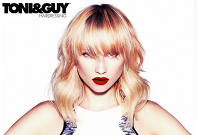 Haircut at toni guy buyclub geneva for Salon tony and guy