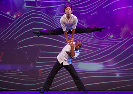 CHF 70 From CHF 42 Global sensation show Rock the Ballet 2 world tour in Geneva, April 23, 24 & 25, Theatre du Leman.  Not your typical ballet... Photo