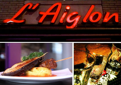 Afterwork Menu for 2 at L'Aiglon