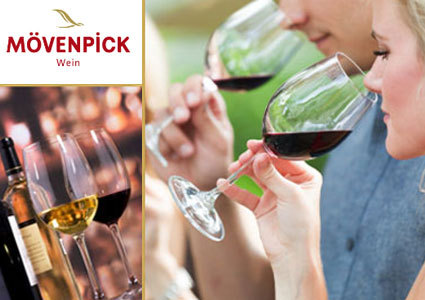 Champagne & Wine Tasting Evening by Movenpick