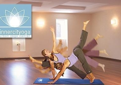 CHF 450 279 11 Yoga Classes At Innercityoga Genevas Premier Center With