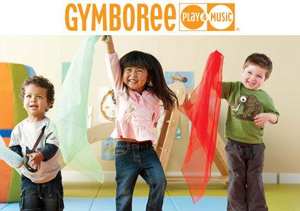 4 Play & Learn Classes at Gymboree