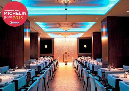 CHF 120 Credit at Arabesque Lebanese Restaurant at Hotel President Wilson