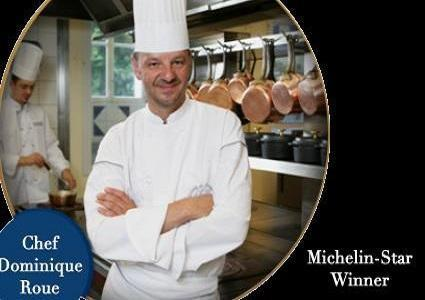 Cooking Class for 2 with Michelin-star Chef at Coulisses Gourmandes