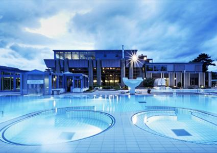 2 Passes to Yverdon-les-Bains Thermal Complex