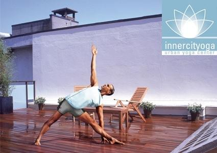 Innercityoga: Annual Membership & 25 Yoga Classes