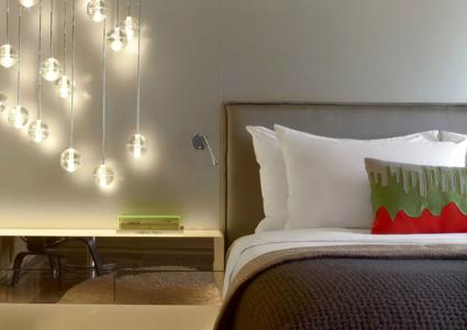 CHF 350 CHF 239 for 1 Night for 2 People  Verbier Getaway at the Award Winning 5-Star W Hotel Verbier Incl 1 night at 36m2 Wonderful Room with balcony, breakfast, spa + pool access & more Photo
