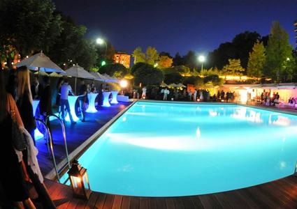 Pool Party at Hotel Intercontinental This Wed (July 1)