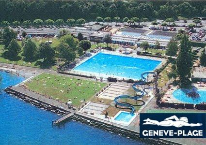 10 entries to Geneve Plage (valid 7/7 from July 15 to season end)