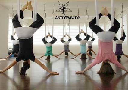 New AntiGravity® Aerial Fitness Classes at Holmes Place