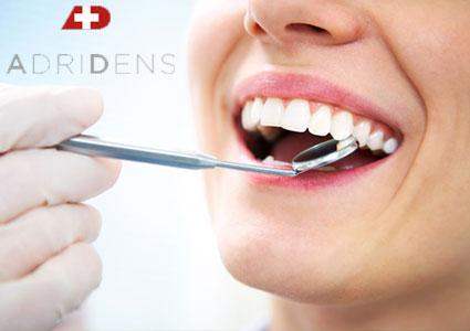 Dental Cleaning at Adridens Dental Clinic