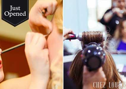 Just Opened: Chez Louise Beauty Bar in Old Town