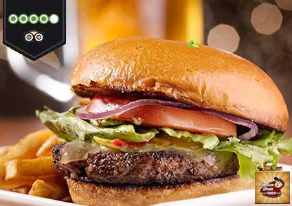Delicious Burgers & Desserts at American Dream Diner