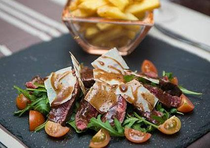 CHF 120 Credit at Montiro Restaurant & Wine Bar (by Les 3 Verres owners)