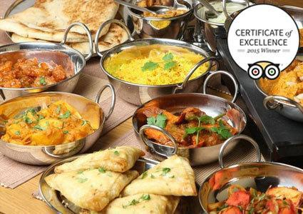 Indian zayeka 4 5 stars on tripadvisor buyclub lausanne for Amani classic punjabi indian cuisine