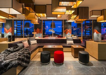 CHF 405 CHF 249 for 1 Night for 2 People  Verbier Autumn Getaway at the Award Winning 5-Star W Hotel Verbier Incl 1 night at 36m2 Wonderful Room with balcony, breakfast, spa + pool access & more Photo