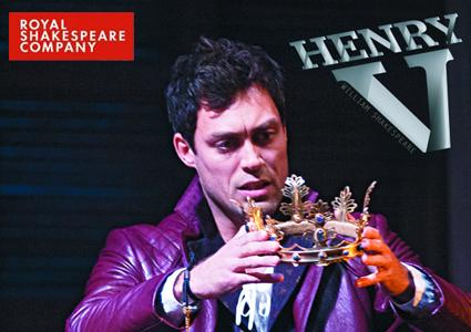 Henry V by the Royal Shakespeare Company, Live Broacast to Geneva October 21 20h