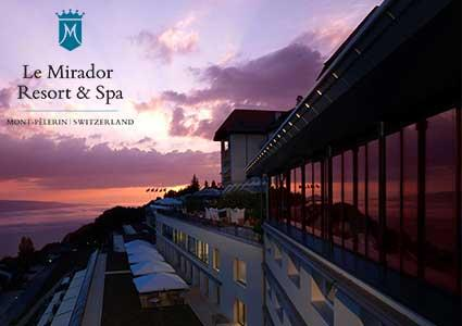 Le Mirador Resort & Spa: Luxury Stay + Massage