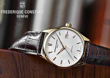 Frédérique Constant Luxury Watches for Men & Women